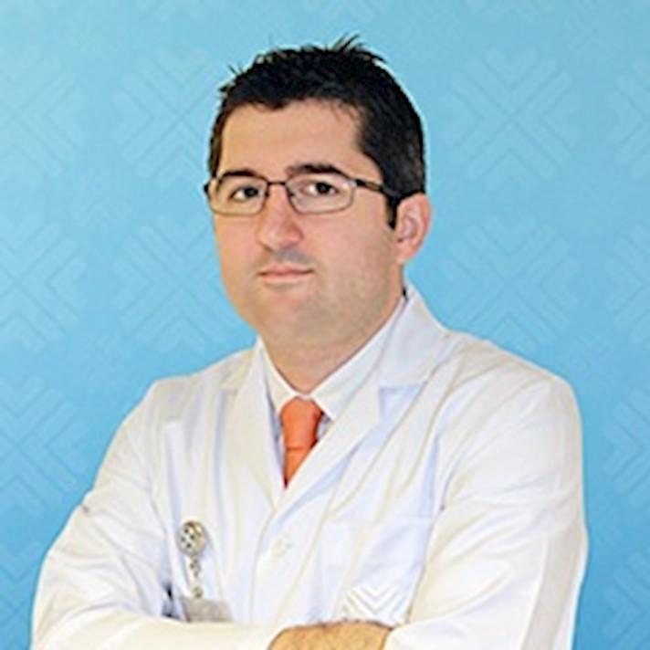 Dr. Öğr. Üyesi Abdullah Şumnu
