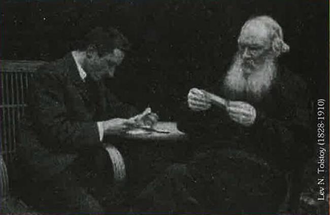 Tolstoy'un, Hz. Peygamberden Seçtiği Hadisler