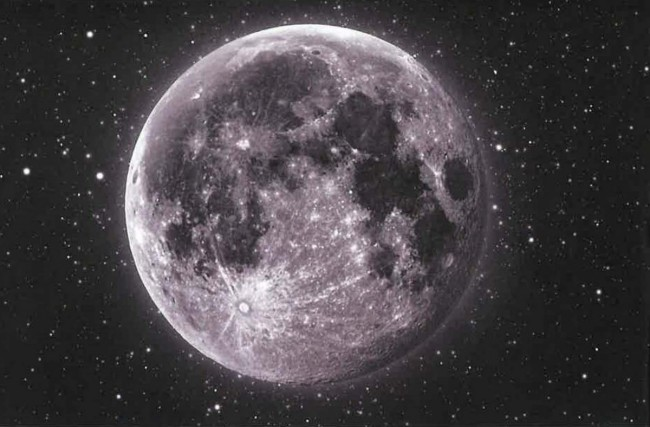 Ay, Tam Olması Gerektiği Gibi