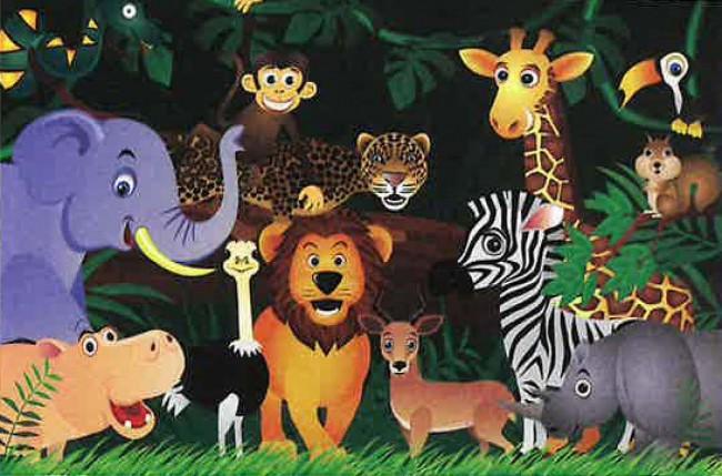 Vahşi Hayvanlardan Dersler