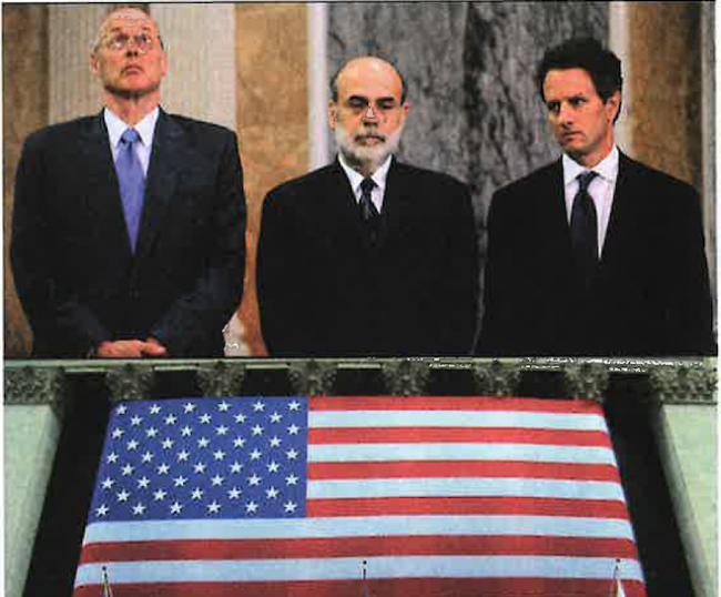 "Inside Job ""2008 Finans Krizinin İçyüzü"""