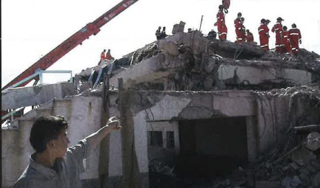 Depremin Hatırlattığı