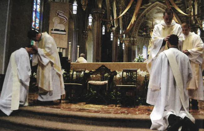 Rahipleri Rab Edinmek