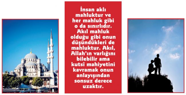 Allah (cc) Yarattıklarına Benzemez / Benzemezlik