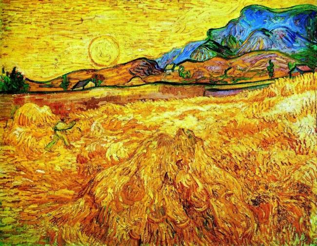 Yalnızlıkta Işık Arayan Ressam: Van Gogh
