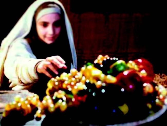 Hz. Meryem ve Seracılık