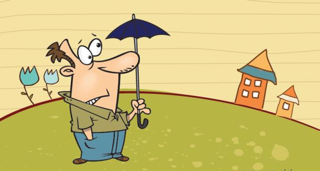Şemsiye Tamircisi / Hayat Öyküsü