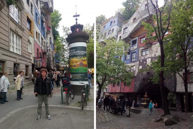 Viyana'yı Boyayan Ressam: Hundredwasse