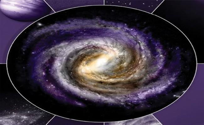 Samanyolu Galaksimiz