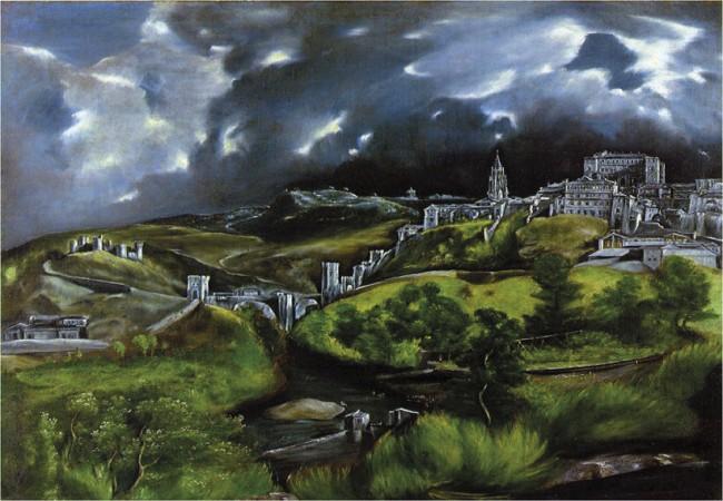 İspanya'nın Toledo Şehri ve El Greco