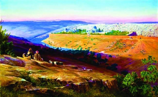 Kudüs! Neredesin Ey Osmanlı?