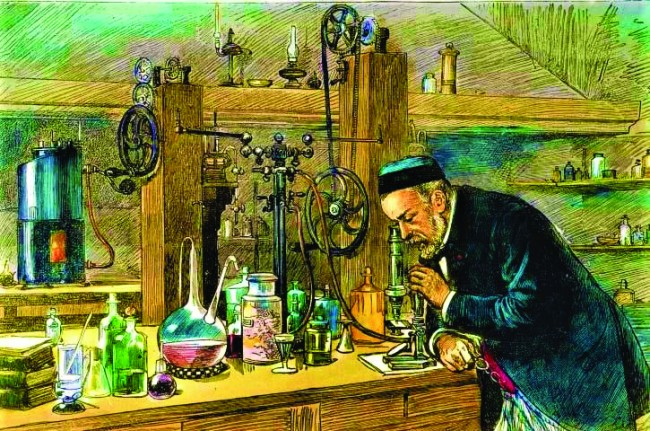 Sultan II. Abdülhamid'in Pasteur'e Desteği Belgelendi!