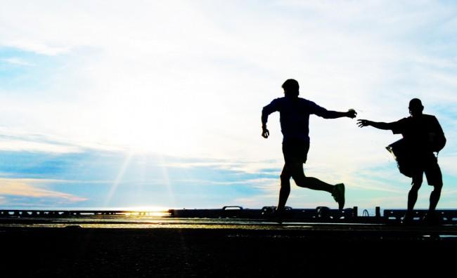 Kalpten Büyük Maratoncu Var mı?