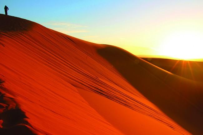 Kum Tepelerine İsim Vermezler