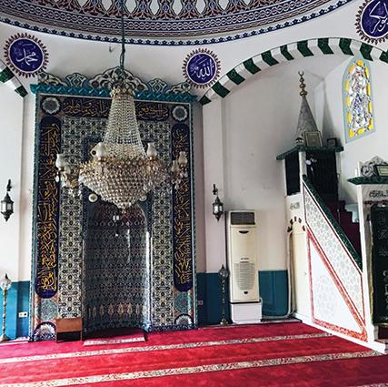 Sanki Yedim Camii'nin İlginç Hikayesi