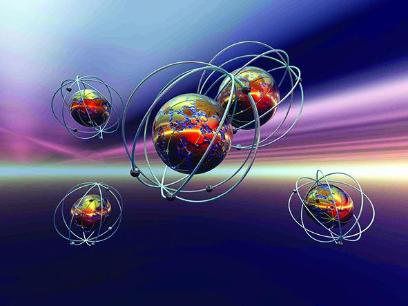 Atomda Fizik Ötesine Açılan Kapılar