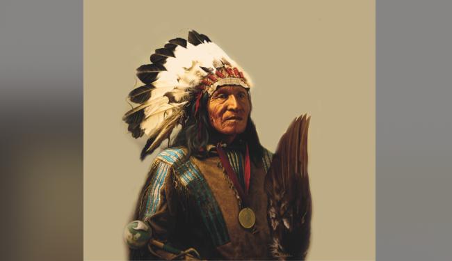 Yaşlı Kızılderilinin Mesajı