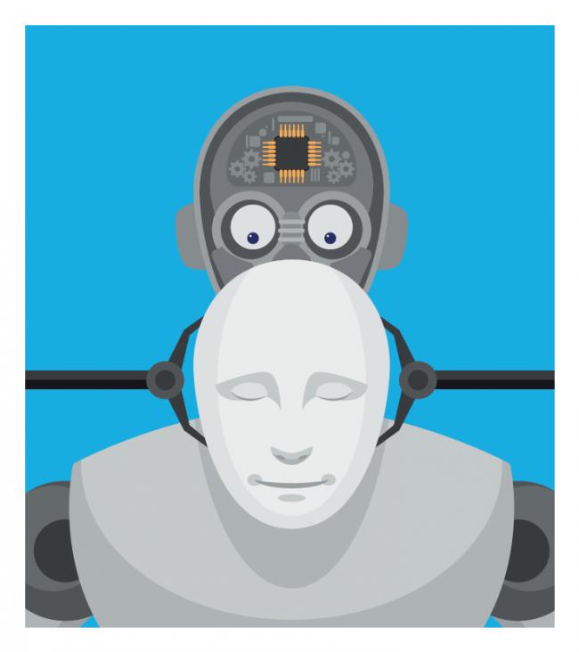 Yapay Zeka / İnsanın Kendisi Gibi Makineler Yapma Çabası