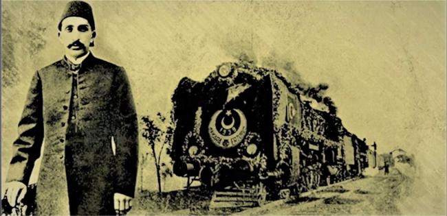 Bir Mübarek Proje Hicaz Demiryolu