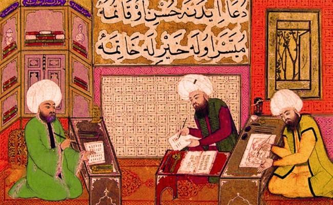 Osmanlı Sanatkârlarının Ehl-i Hiref Teşkilatı
