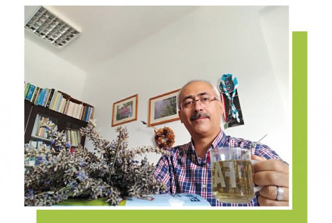 Prof. Dr. Fatih Satıl Hocamızla Şifalı Bitkileri Konuştuk