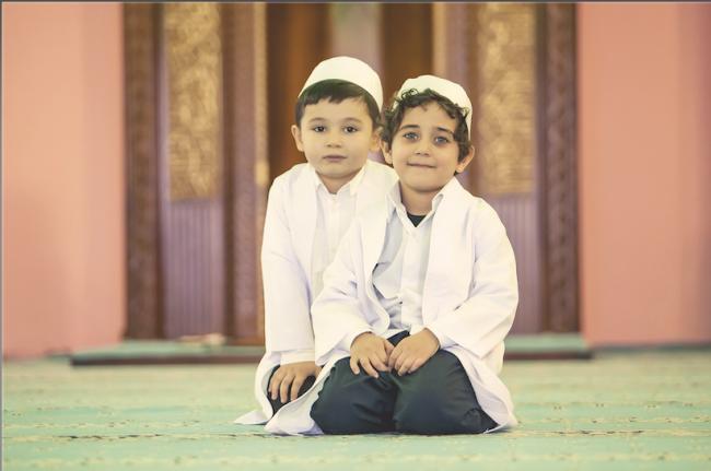 Peygamberimiz Hz. Muhammed'in (asm) Çocuklara Sevgi ve Şefkati Nasıldı?