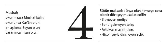 Sayılı Sözler