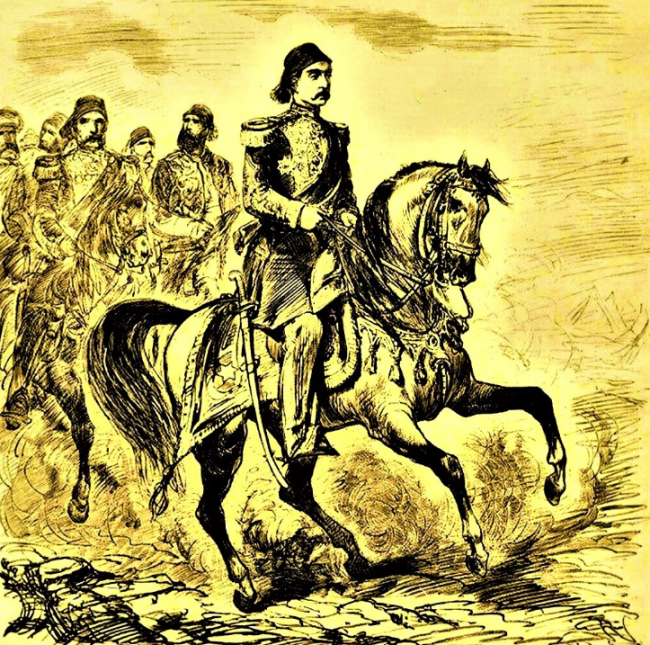 Sultan II. Abdülhamid'den Batı'ya İnsanî Yardım