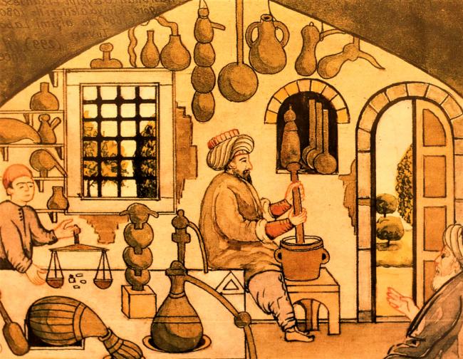 Osmanlı'da Mikrobun Keşfi